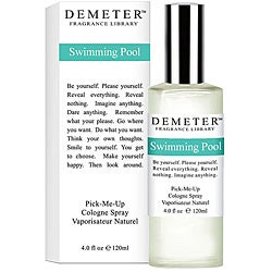 Demeter Swimming Pool Women's 4-ounce Cologne Spray