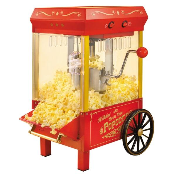 Nostalgia Electrics Vintage Kettle Popcorn Maker 5204107