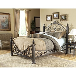 Baroque King-size Bed