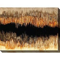 Caroline Ashton 'Escapism I' Oversized Canvas Art