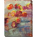 Sylvia Angeli 'Still Life Celebration I' Oversized Canvas Art