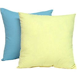 Cotton 18-inchThrow Pillows (Set of 2)