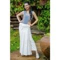 Cotton 'Thai Sophistication' Wraparound Skirt (Thailand)