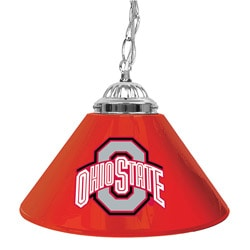 Ohio State 14-inch Hanging Light Bar Lamp