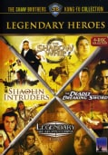 Legendary Heroes: Box Set (DVD)