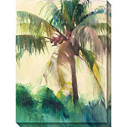 Gallery Direct Allyson Krowitz 'Coconut Palm' Oversized Canvas Art