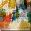Bailey 'Apex II' Oversized Canvas Art