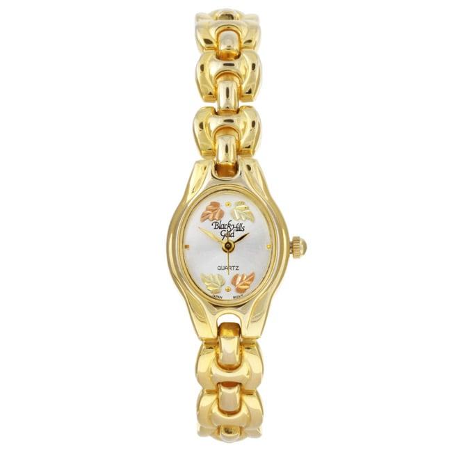 Black Hills Gold Goldtone Ladies Watch