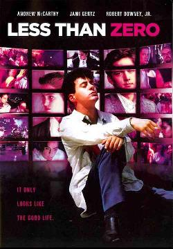 Less Than Zero (DVD)