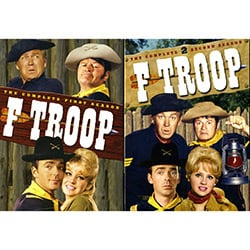 F-Troop Seasons 1-2 (DVD)