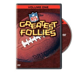 NFL Greatest Follies Vol. 1 (DVD)