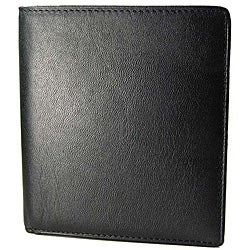 Romano Men's Italian Leather 'Hipster' Wallet