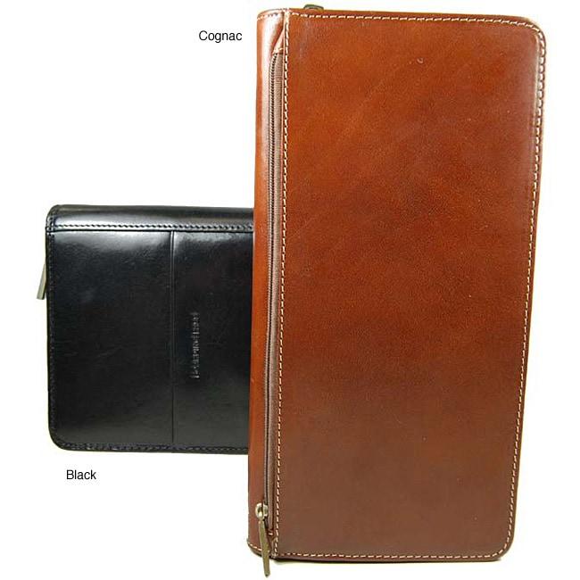 Colombo Zip-around Family Passport Travel Wallet