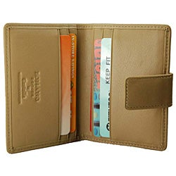 Romano Men's Snap-close Billfold Wallet