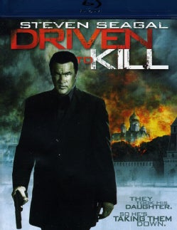 Driven To Kill (Blu-ray Disc)