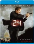24: Season 7 (Blu-ray Disc)