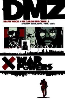 DMZ 7: War Powers (Paperback)