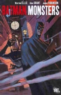 Batman Monsters (Paperback)