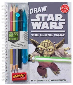 Draw Star Wars: The Clone Wars