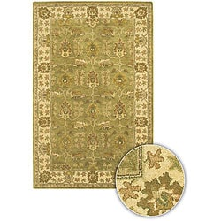 Mandara New Zealand Wool Rug (5' x 7'6)