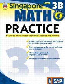 Singapore Math Practice, Level 3B (Paperback)