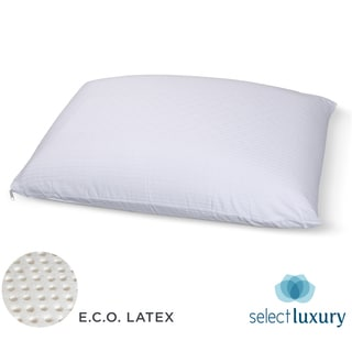 Select Luxury E.C.O. Latex Queen or King-size Pillow
