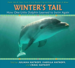 Winter's Tail How One Little Dolphin Learned to Swim Again (Hardcover)