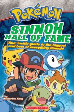 Sinnoh Hall of Fame (Paperback)