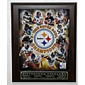 Pittsburgh Steelers 2009 Superbowl Champions Picture Plaque