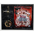 1980-2008 Philadelphia Phillies Picture Clock