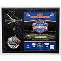 2009 UF Gators National Champions Picture Clock