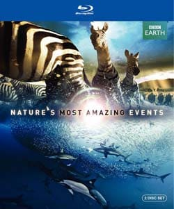 Nature's Most Amazing Events (Blu-ray Disc)