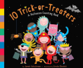 10 Trick-or-Treaters: A Halloween Counting Book (Board book)