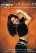 Amira's Bellydance 101 Belly Dancing Basics For Beginners (DVD)