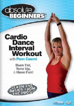 Absolute Beginners Fitness: Cardio Dance Interval Workout with Pam Cosmi (DVD)