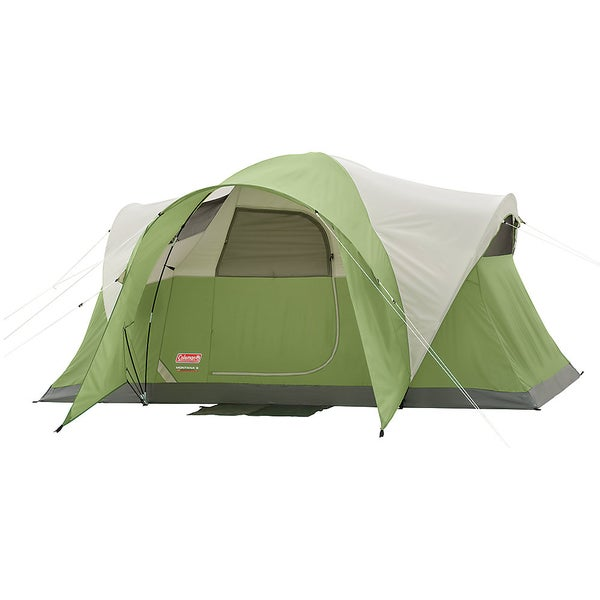 Coleman Montana 6 Person Tent Overstock Shopping Top