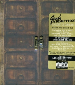 Jane's Addiction - A Cabinet of Curiosities