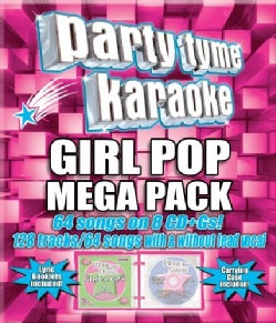 Various - Girl Pop Mega Pak