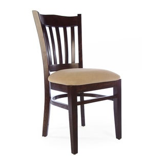 Hybrid Walnut Side Chairs (Set of Two)