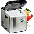 Stainless Steel High-capacity Digital Ice Maker