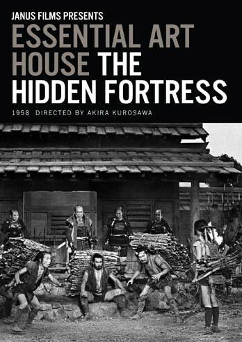 The Hidden Fortress - Essential Art House Edition (DVD)