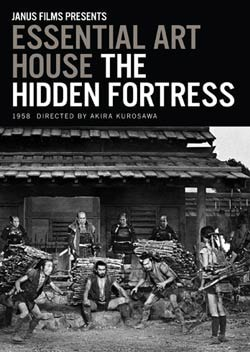 The Hidden Fortress - Essential Art House Edition (DVD)