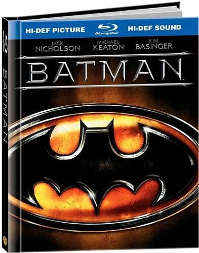 Batman DigiBook (Blu-ray Disc)