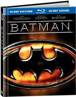 Batman DigiBook (Blu-ray Disc)