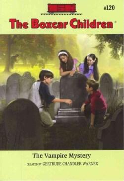 The Vampire Mystery (Paperback)