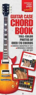 Guitar Case Chord Book (Paperback)