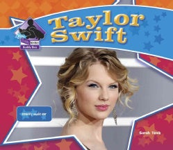 Taylor Swift: Country Music Star (Hardcover)