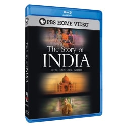 The Story of India (Blu-ray Disc)
