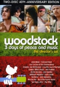 Woodstock 3 Days Of Peace & Music Director's Cut 40th Anniversary 2-Disc Special Edition (DVD)