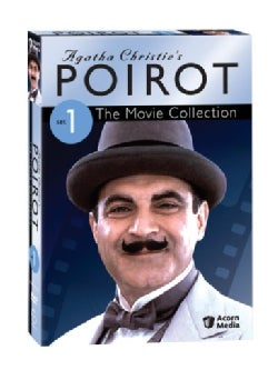 Poirot: The Movie Collection Vol 1 (DVD)